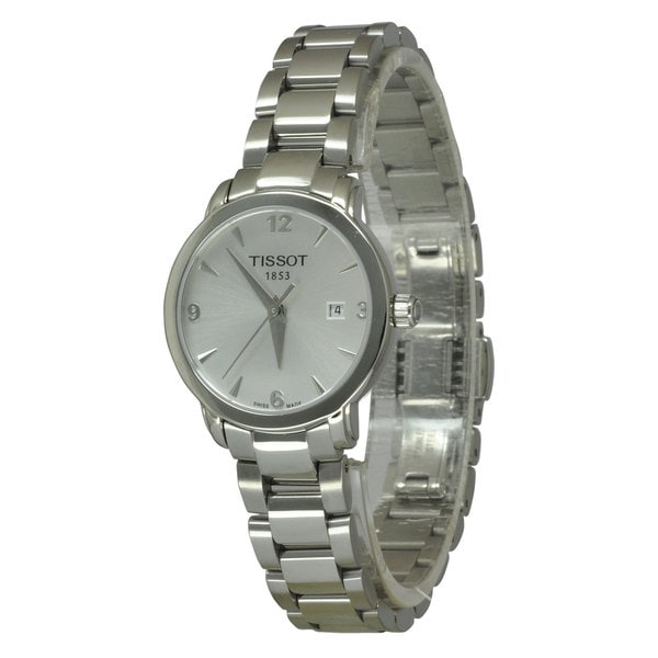 Tissot Women's T0572101103700 Everytime Silver Watch