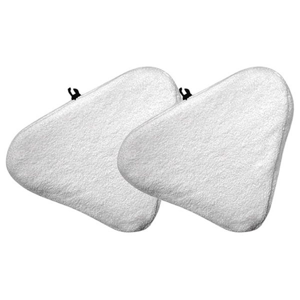 Crucial Vacuum Bissell Steam Mop Select Mop Pads (Set of 2)