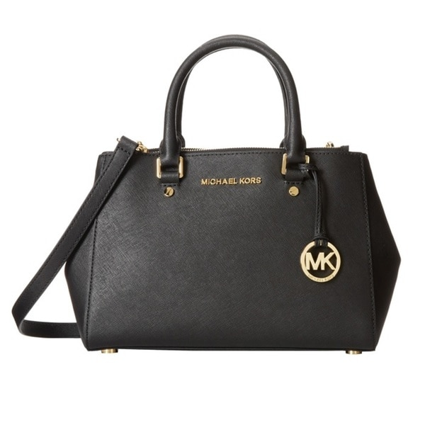 Michael Kors Sutton Small Saffiano Satchel