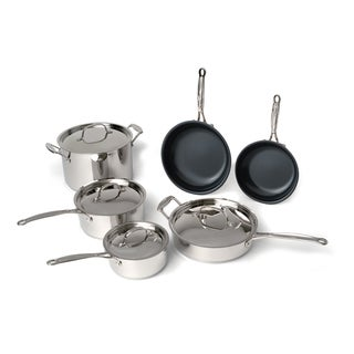 Berghoff Earthchef 10-piece Non-stick Cookware Set