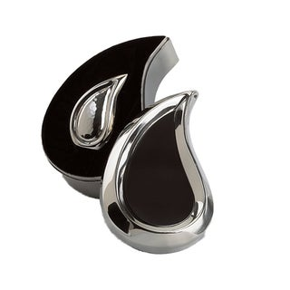 Brightsilver' Tear-drop Urn Ultra Keepsake Set