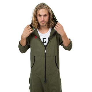 CCR Brand Men's Classic Hooded Bodysuit