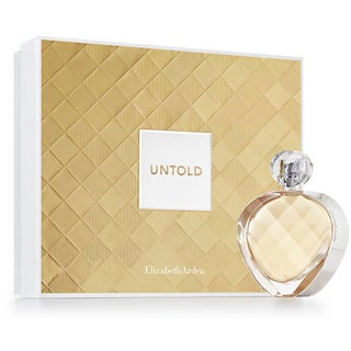 Elizabeth Arden Untold endant Jewelry Limited Edition Set