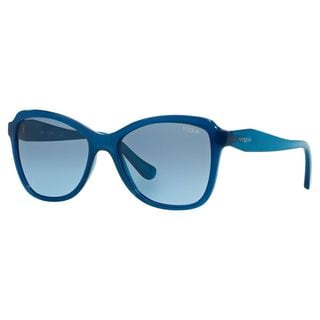 Vogue Women's VO2959S Plastic Butterfly Sunglasses