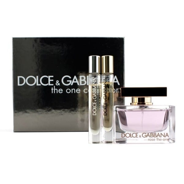 Dolce and Gabbana The One Collection Coffret Women's 3-piece Gift Set