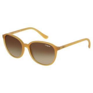 Vogue Women's VO2939S Plastic Phantos Sunglasses