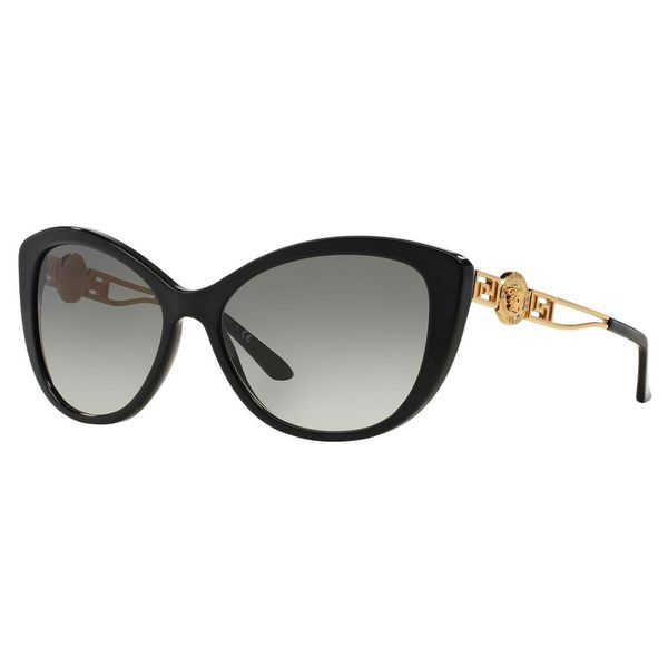 Versace Glasses Frames Cat Eye : Versace Womens VE4295 Metal Cat Eye Sunglasses - 17534808 ...