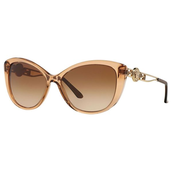 Versace Women's VE4295 Metal Cat Eye Sunglasses