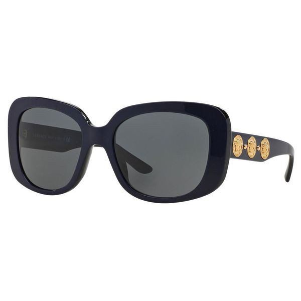 Versace Women's VE4284 Plastic Square Sunglasses