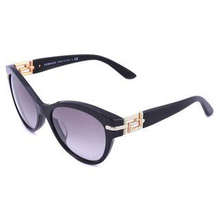 Versace Women's VE4283BA Plastic Phantos Sunglasses