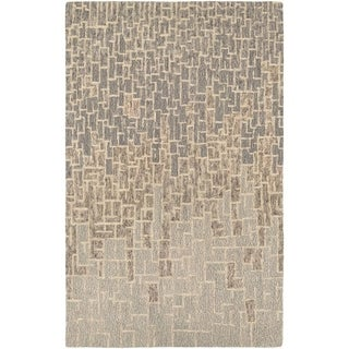 Couristan Super Indo Natural Rosalyne Multi Area Rug (3'6 x 5'6)