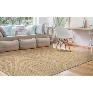 Couristan Nature's Elements Desert Natural/ Camel Area Rug (4' x 6')