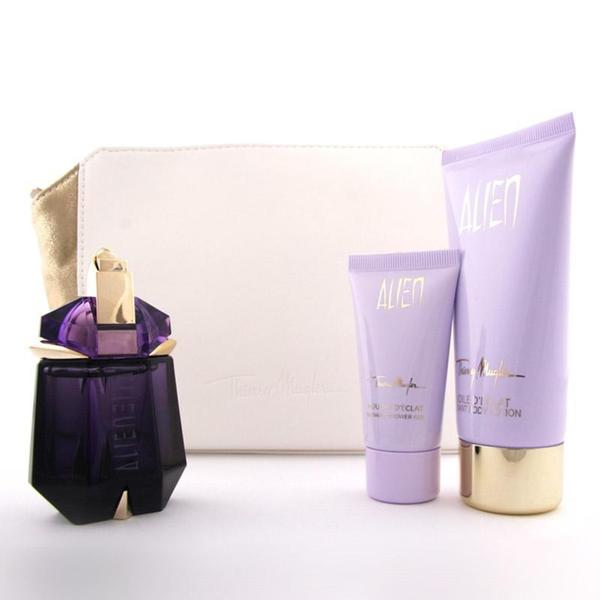 Thierry Mugler Alien Women's 4-piece Gift Set