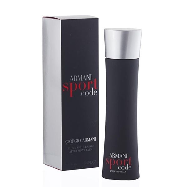 Armani Code Sport Men's 3.4-ounce After Shave Balm