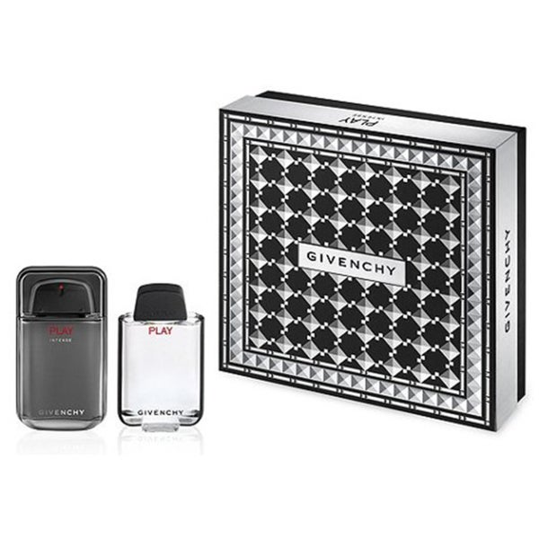 Play Intense by Givenchy For Men 2 Piece Gift Set