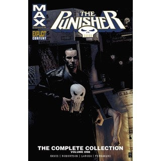 Punisher Max Complete Collection 1 (Paperback)