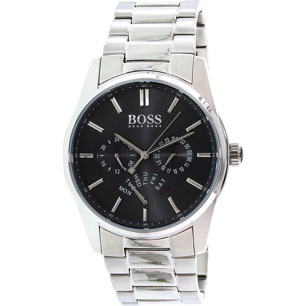 Hugo Boss Men's Heritage 1513127 Stainless Steel Quartz Watch