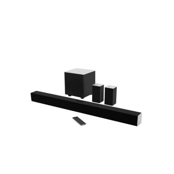 VIZIO 5.1 Sound Bar Speaker - Table Mountable, Wall Mountable - Wireless Speakers (As Is Item)