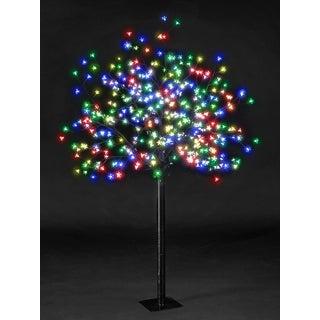 6-foot Blossom Tree 240 Multi LEDS UL Lights