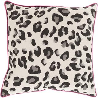 Florence de Dampierre: Decorative Delilah Animal 20-inch Throw Pillow
