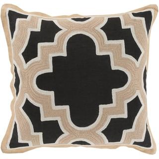 Candice Olson: Decorative Bilston Medallion 22-inch Throw Pillow