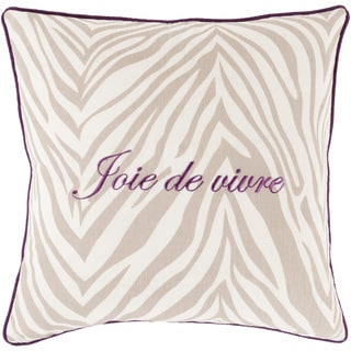 Florence de Dampierre: Decorative Claire French 18-inch Throw