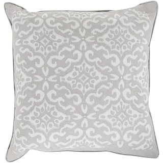 KD Spain: Decorative Colten Floral 18-inch Throw Pillow