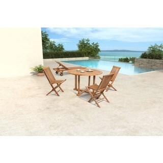 Regatta Natural Dining Table
