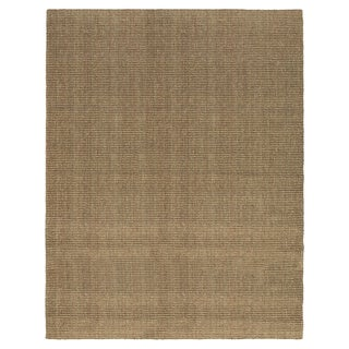 Zelia Natural Seagrass Rug (9' x 12')