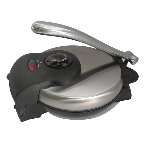 Brentwood TS-126 Stainless Steel Tortilla Maker
