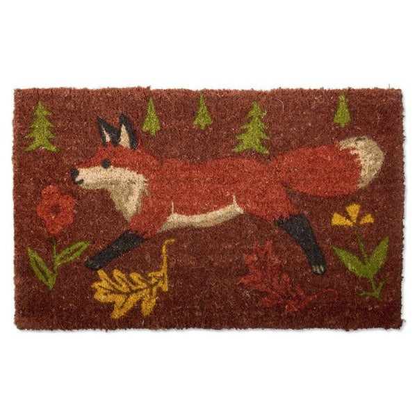 Forest Fox Coir Doormat