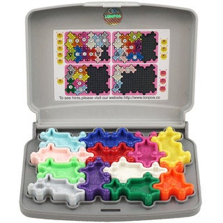Cosmic Creature Braintelligent Game by Lonpos