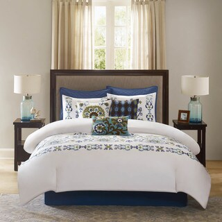 Harbor House Arietta 4-Piece Cotton Comforter Set