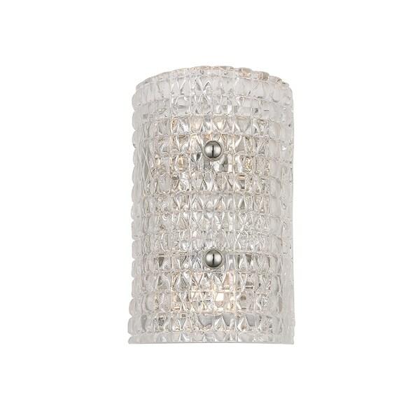 Hudson Valley Westville2-light Polished Wall Sconce 16021414