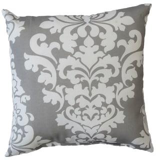 Premiere Home Indoor/Outdoor Berlin Gray 17-inch Throw Pillow