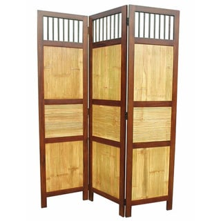 D-Art Bahama Screen 3-panel Room Divider