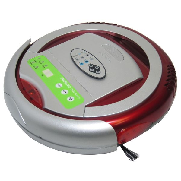 Infinuvo QQ2 Basic Robotic Vacuum Cleaner