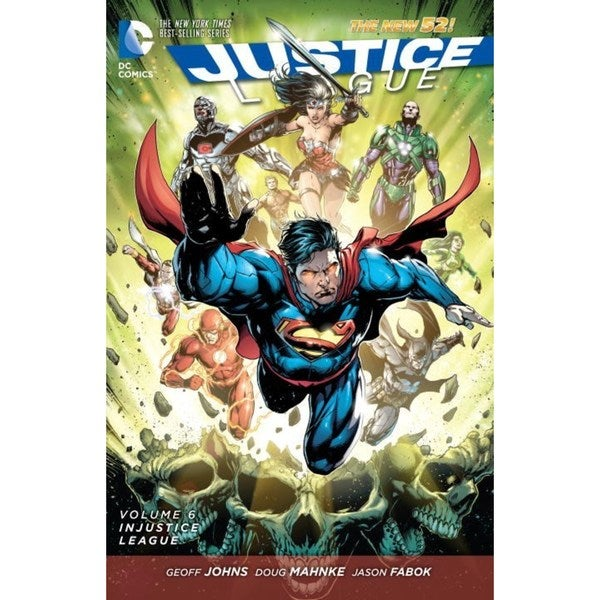 Justice League: the New 54: Injustice League (Paperback) 16024070