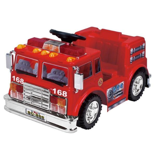 New Star Mega Fire Engine