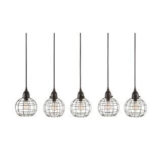 Dimond Home Five-Wire Ball Pendant Lamp