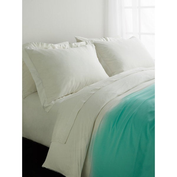 Natural Living Bamboo Viscose Ombre Duvet Set