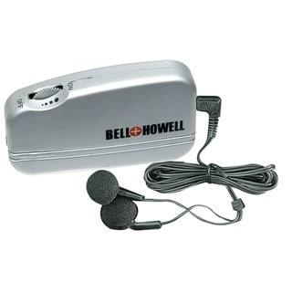 Bell Howell Sonic Earz Personal Amplifier with Headphones