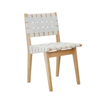 Cotton Weave Dining Chair
