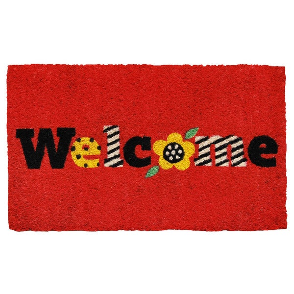 Piccadilly Welcome Doormat