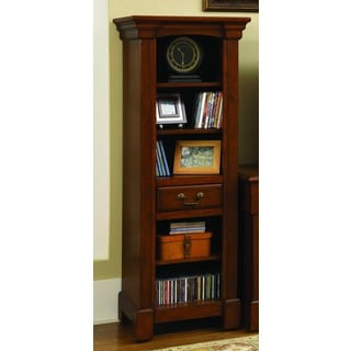 The Aspen Collection Rustic Cherry Pier Cabinet