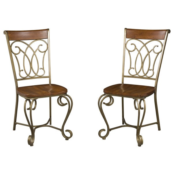 St. Ives Dining Chairs Pair