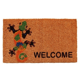 Groovy Welcome Doormat
