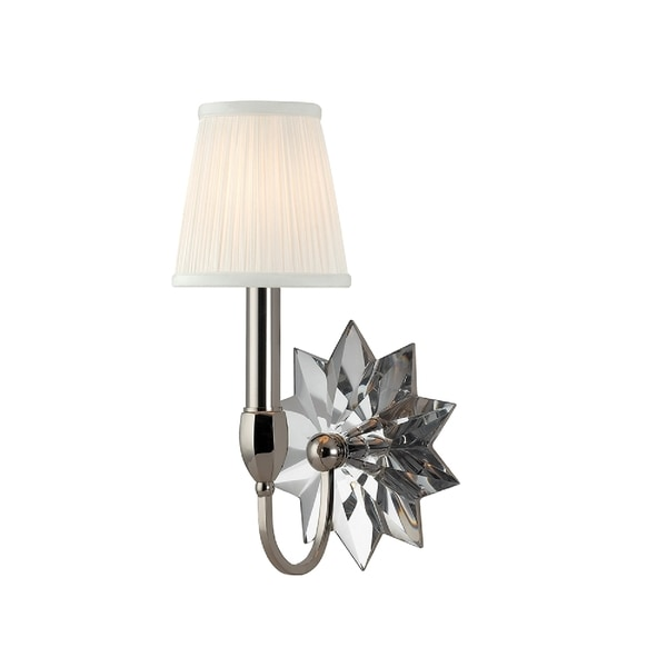 Hudson Valley Barton 1-light Polished Wall Sconce