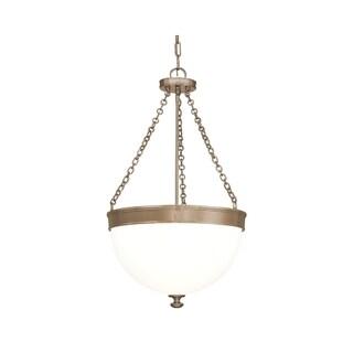 Hudson Valley Barrington 3-light Bronze Large Pendant