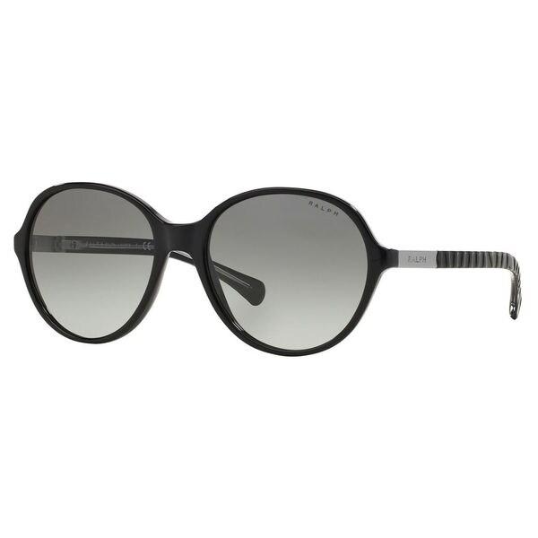 Ralph by Ralph Lauren Women's RA5187 Plastic Round Sunglasses